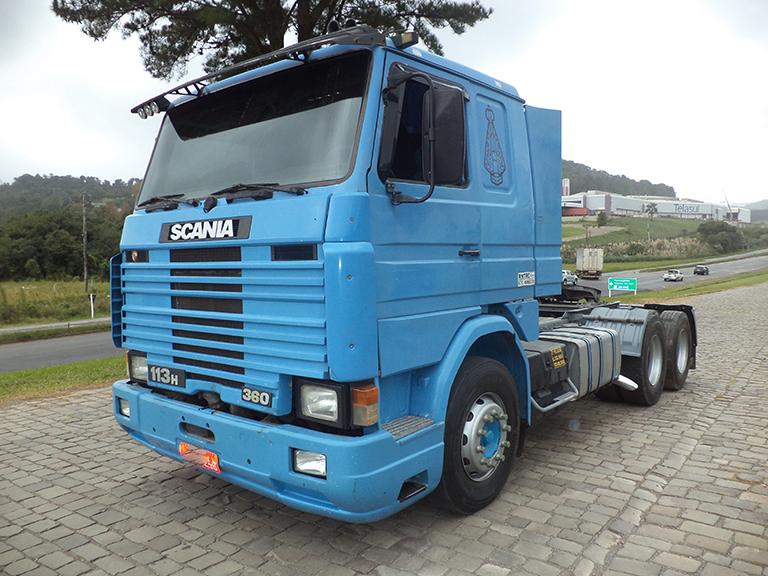 Foto do caminhão R113 360 6x2