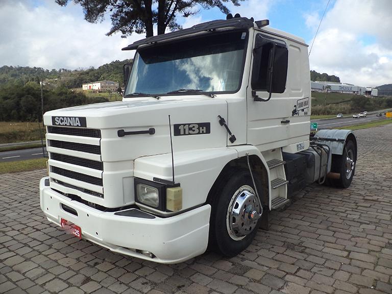 Foto do caminhão T113 H 4x2 320