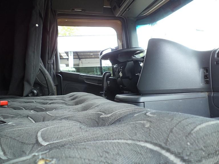 Foto do caminhão G380 6x2