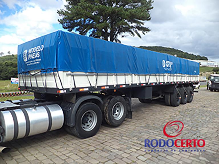 Foto do caminhão Graneleira LS