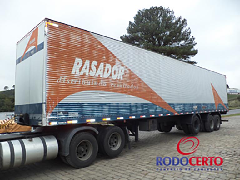 Foto do caminhão Baú 14,60 LS ou Toco